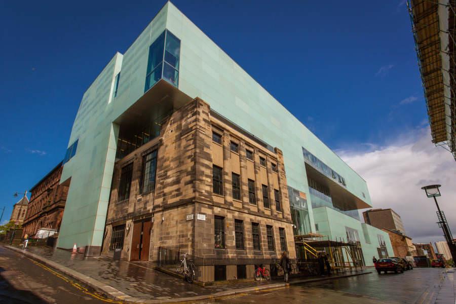 Glasgow University Student Room