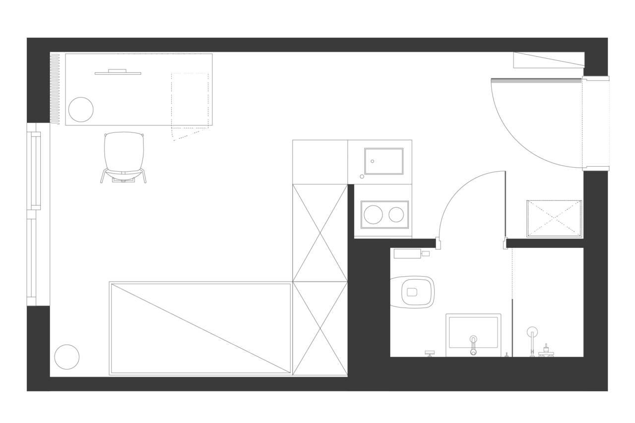staytoo berlin 1 berlin student housing reviews. Black Bedroom Furniture Sets. Home Design Ideas