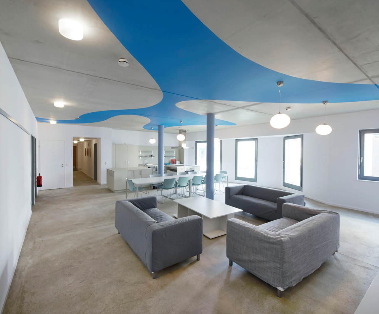 studentendorf adlershof student housing. Black Bedroom Furniture Sets. Home Design Ideas