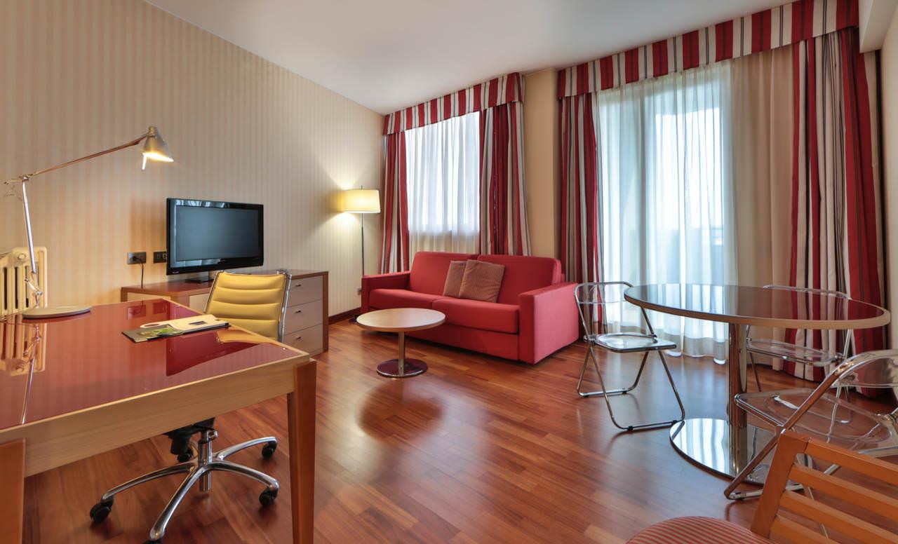 Atahotel quark due residence milano alloggi per for Quark hotel milano