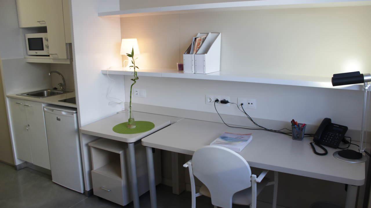 Residencia universitaria campus la salle barcelona for Alojamiento para estudiantes
