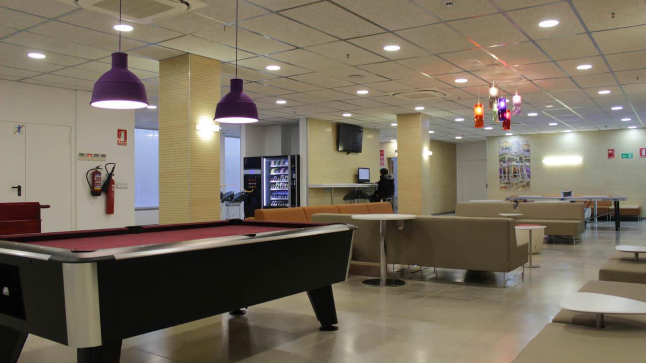 Residencia universitaria campus la salle barcelona for Alojamiento en barcelona espana