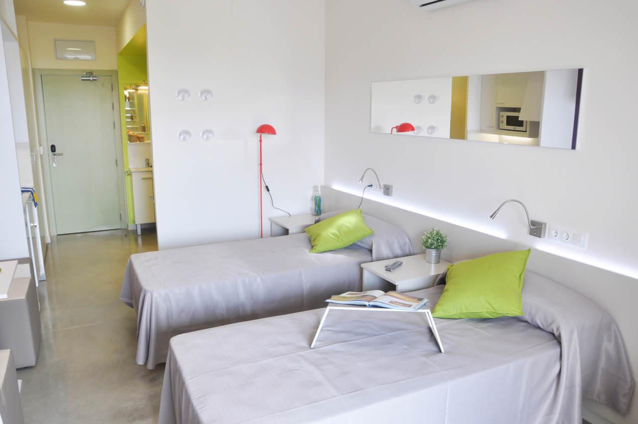 Alojamiento de estudiantes residencia universitaria campus for Alojamiento para estudiantes