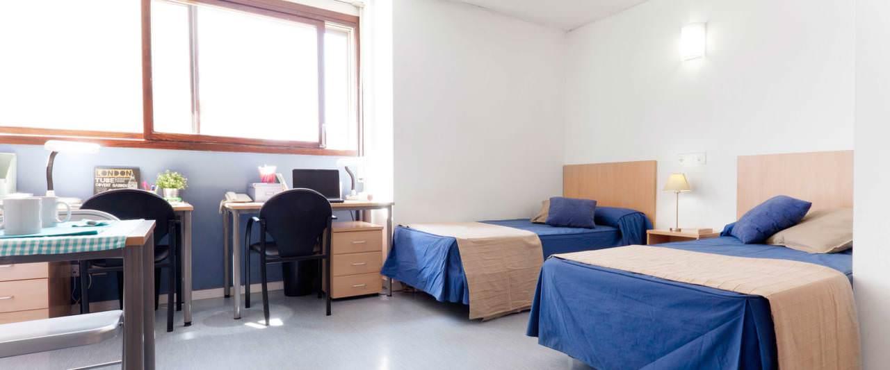 Alojamiento de estudiantes residencia universitaria for Residencia para estudiantes