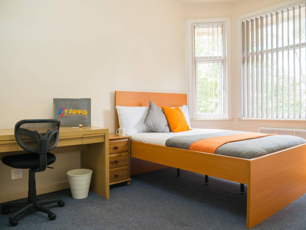 Alojamiento de estudiantes falcon house coventry for Alojamiento para estudiantes