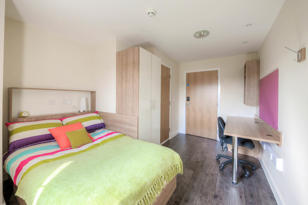 Darley Bank Student Room