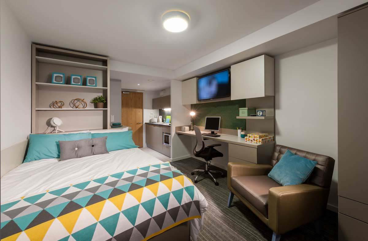 Leeds University Review Student Room