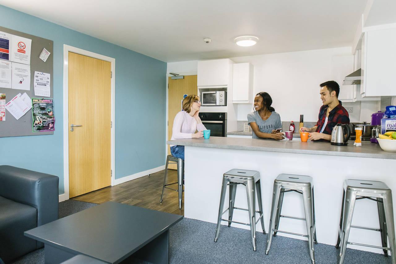 Liberty Park Glasgow Glasgow Student Housing • Reviews • Student.com