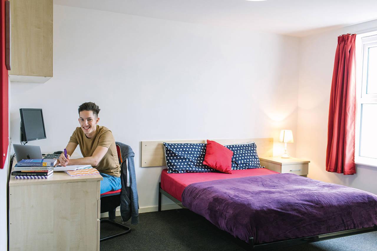 Alojamiento de estudiantes liberty atlantic point for Alojamiento para estudiantes