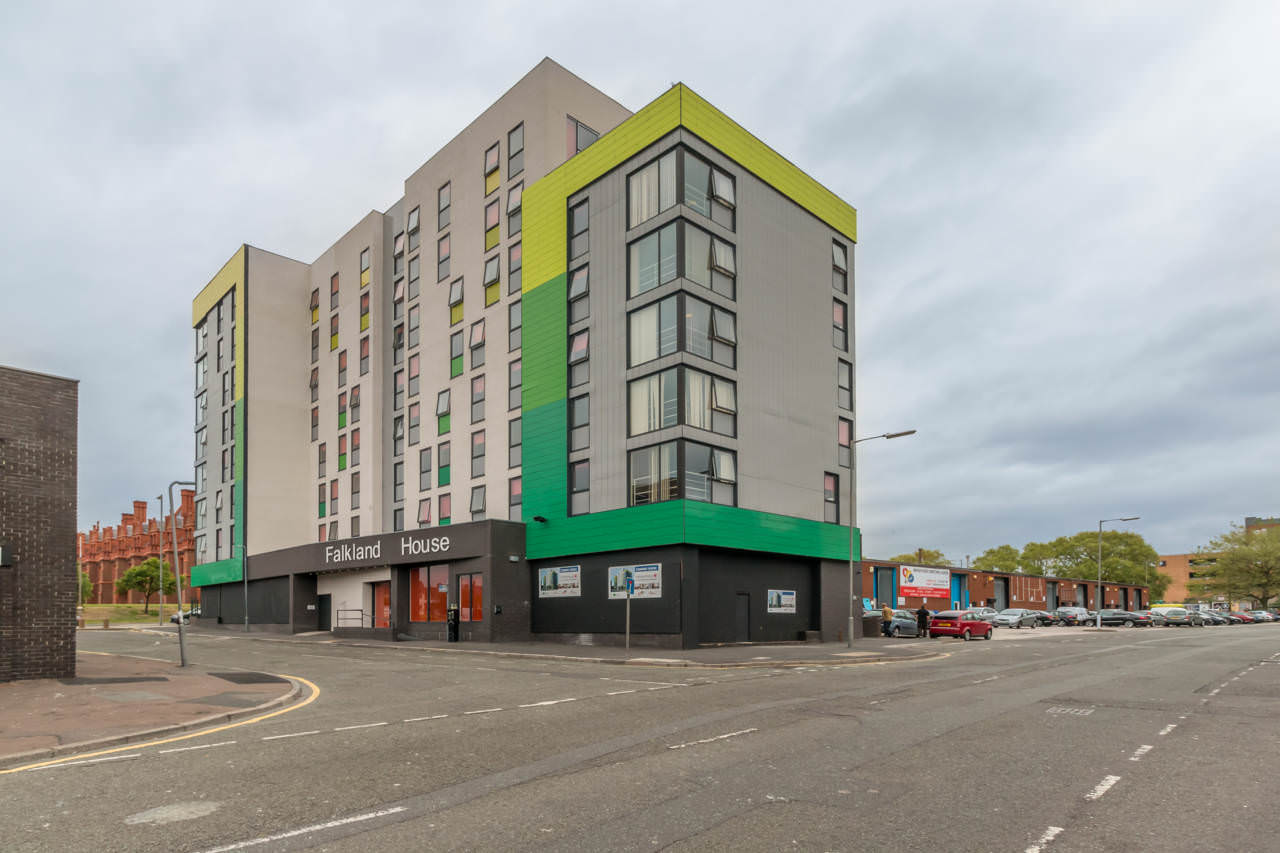 Falkland House Liverpool Student Housing  U2022 Reviews