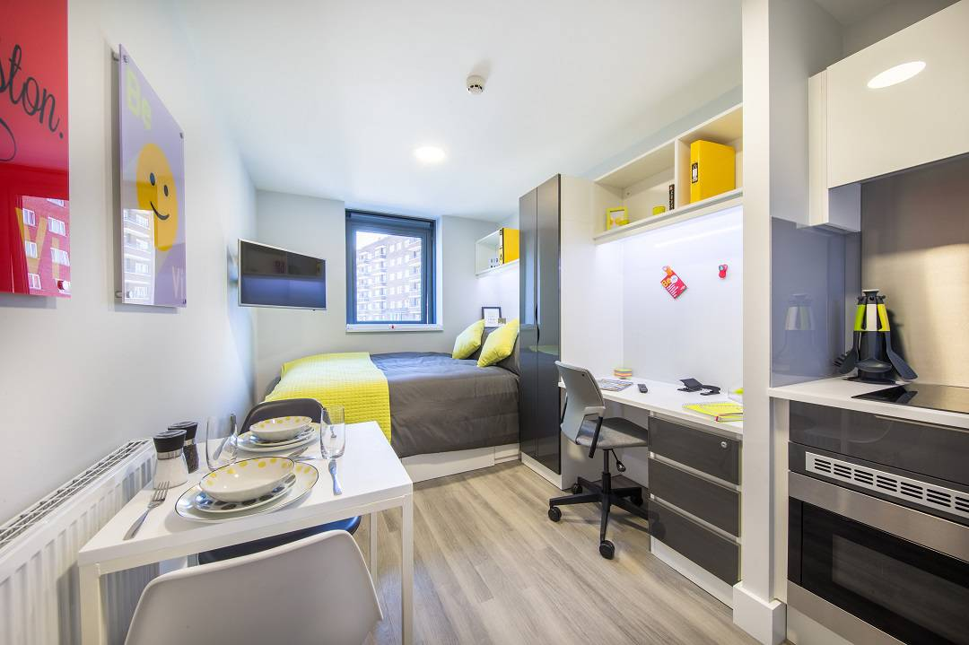 Vibe Student Living London Student Housing Student Com