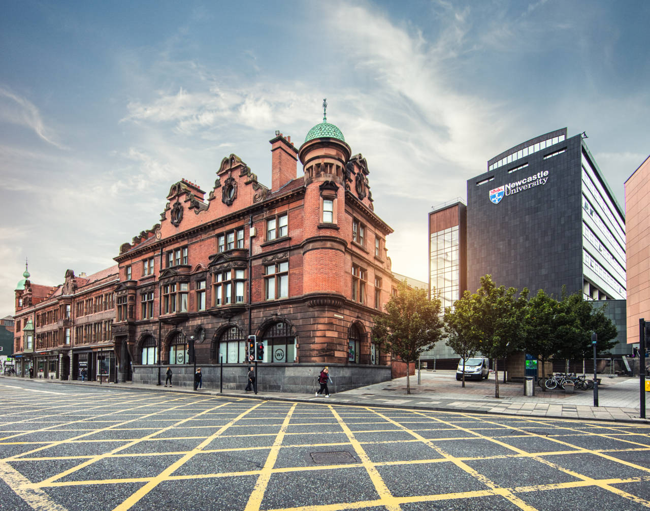 The Bruce Building Apartments Newcastle upon Tyne Student ...