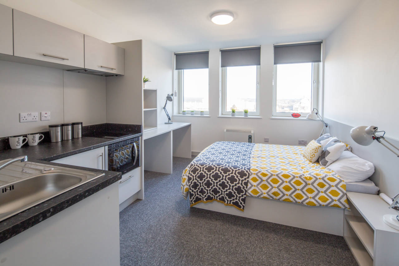 Iq Newtown Amp Newland House Nottingham Student Housing