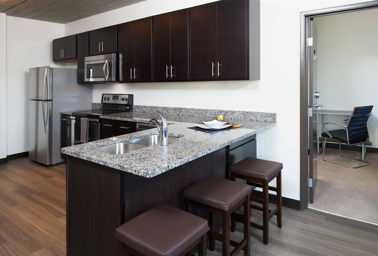 V Kitchen Ann Arbor Address Of Sterling Arborblu Student Accommodation