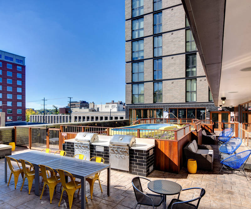 Ann Arbor City Apartments: Foundry Lofts Ann Arbor Student Housing • Reviews