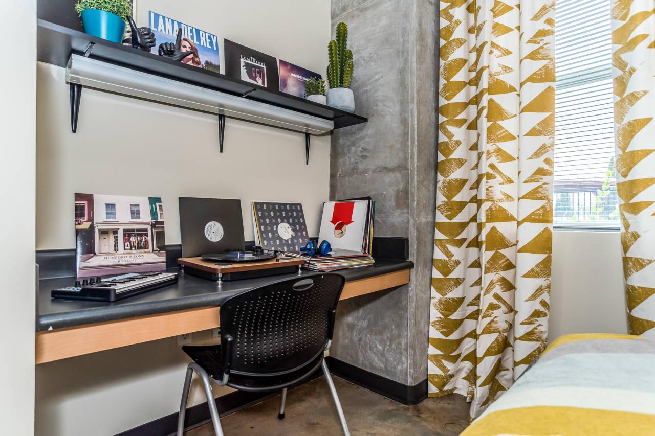 Camere Da Letto High Tech : Alloggi per studenti al westmar student lofts atlanta