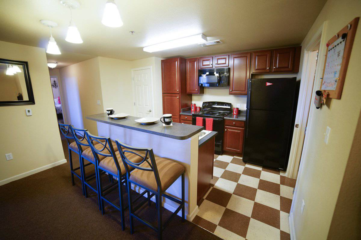 Rebel Place Student Apartments