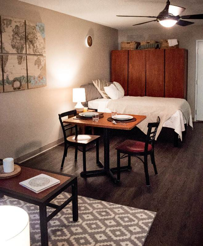 San Luis Obispo Apartments: Mustang Village San Luis Obispo, CA Student Housing