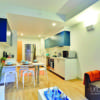 urbanest Sydney Central single ensuite 4 person apartment kitchen