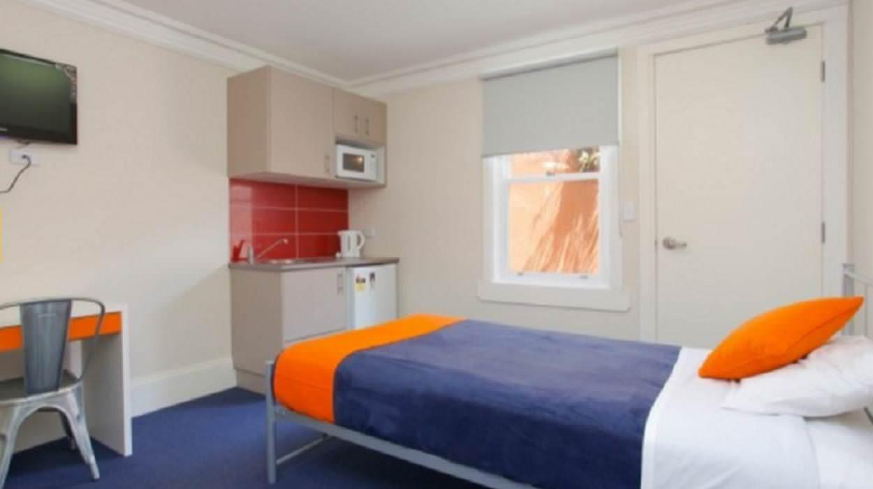 Alojamiento de estudiantes sydney city s dney opiniones for Alojamiento para estudiantes