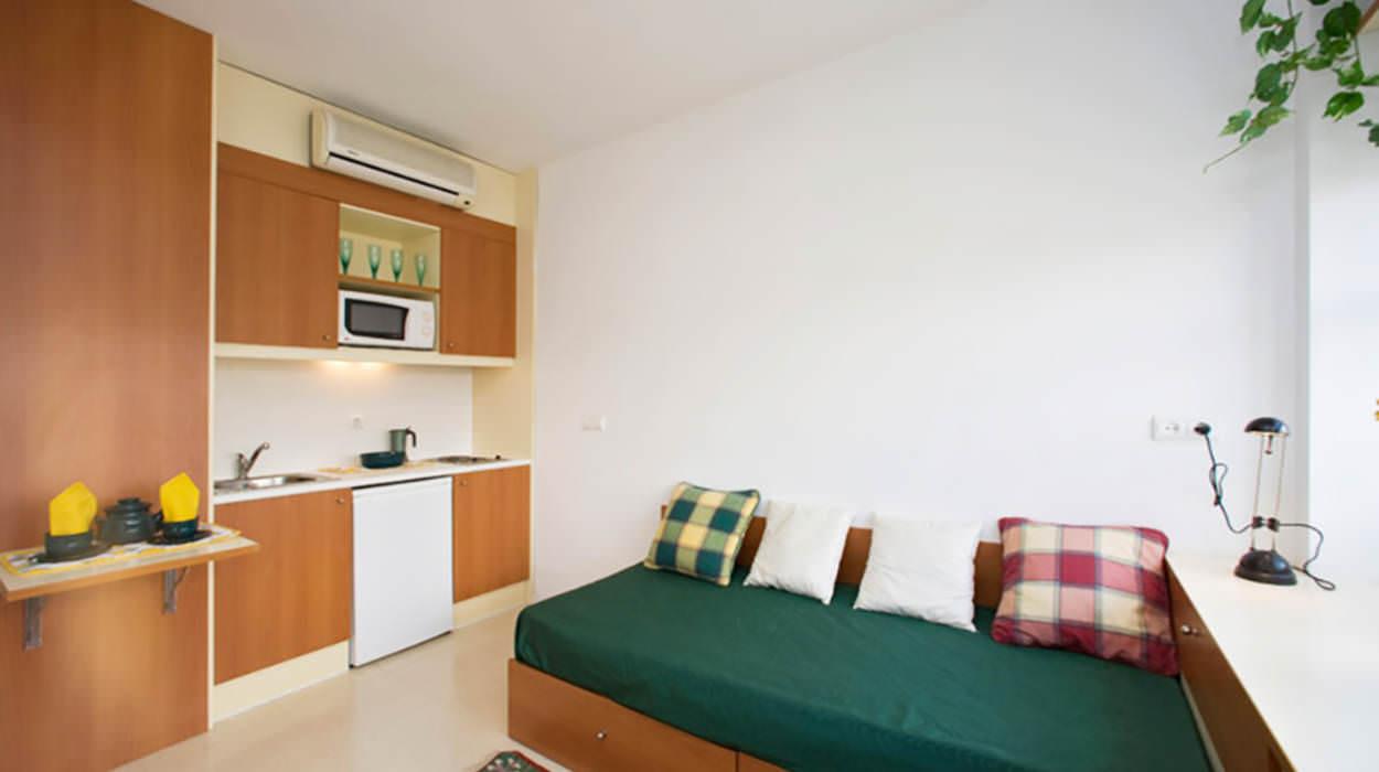 Residencia universitaria campus de albacete albacete for Residencia para estudiantes