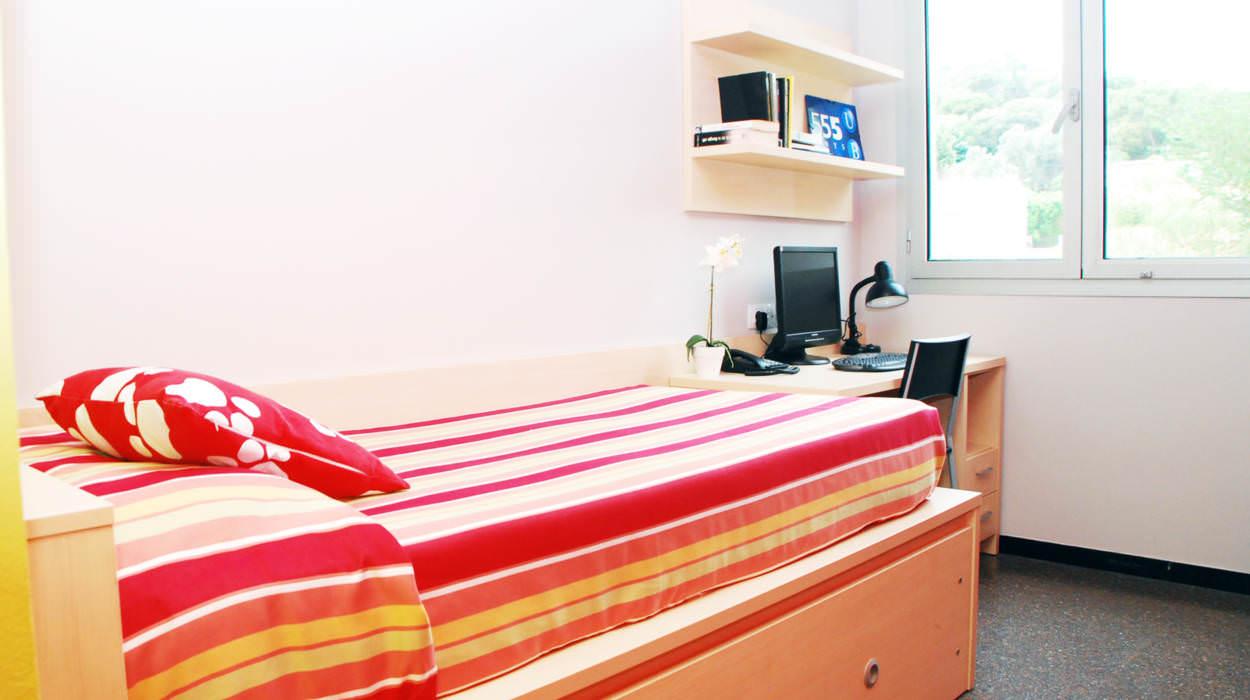 Alojamiento de estudiantes Àgora BCN Residencia Universitaria ...