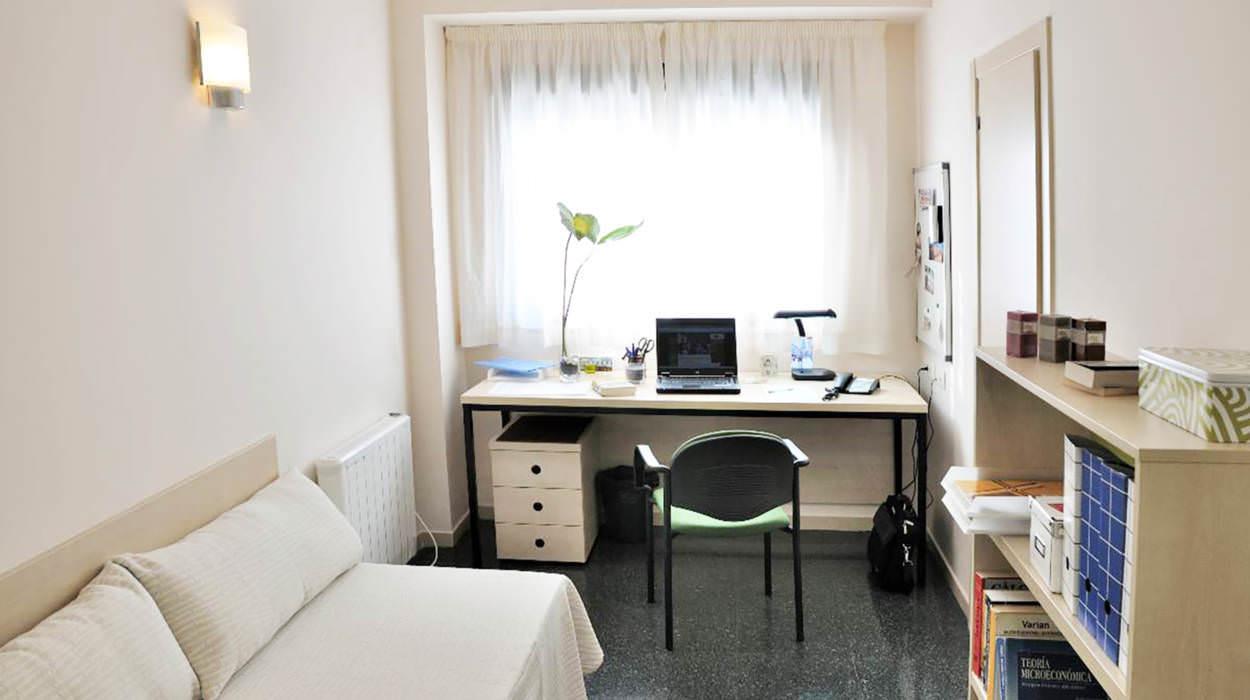 Alojamiento de estudiantes residencia universitaria erasmo for Residencia para estudiantes