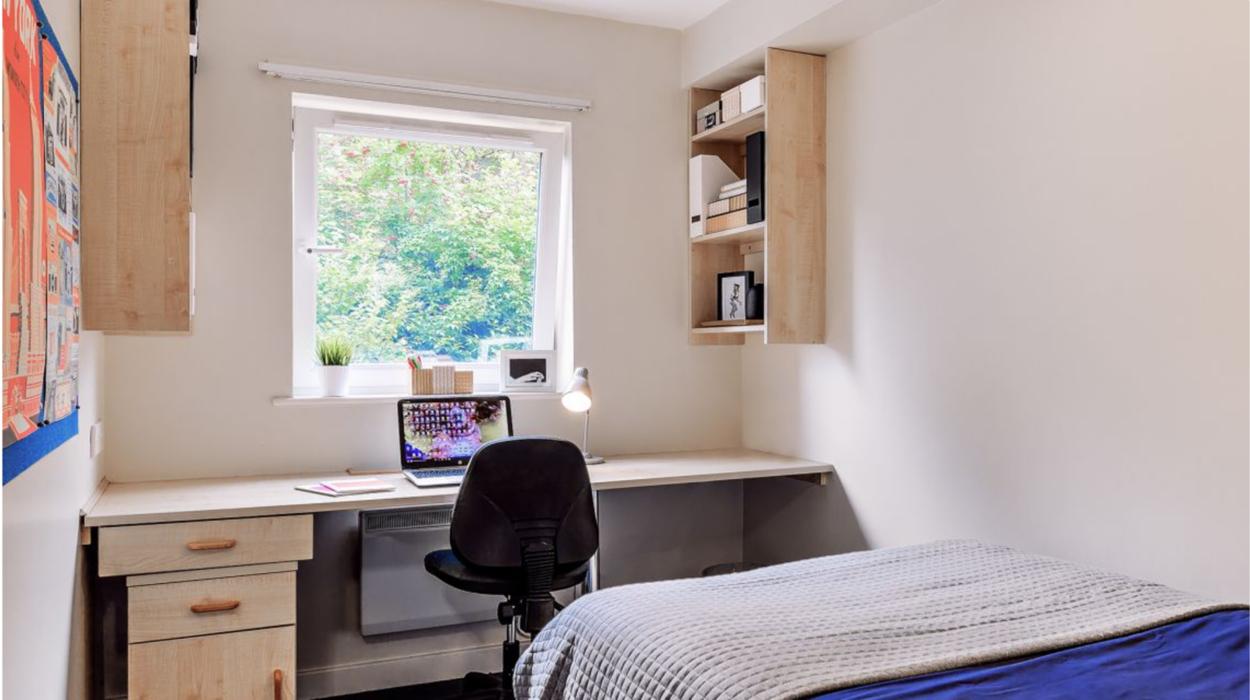 Dmu Accommodation Student Room