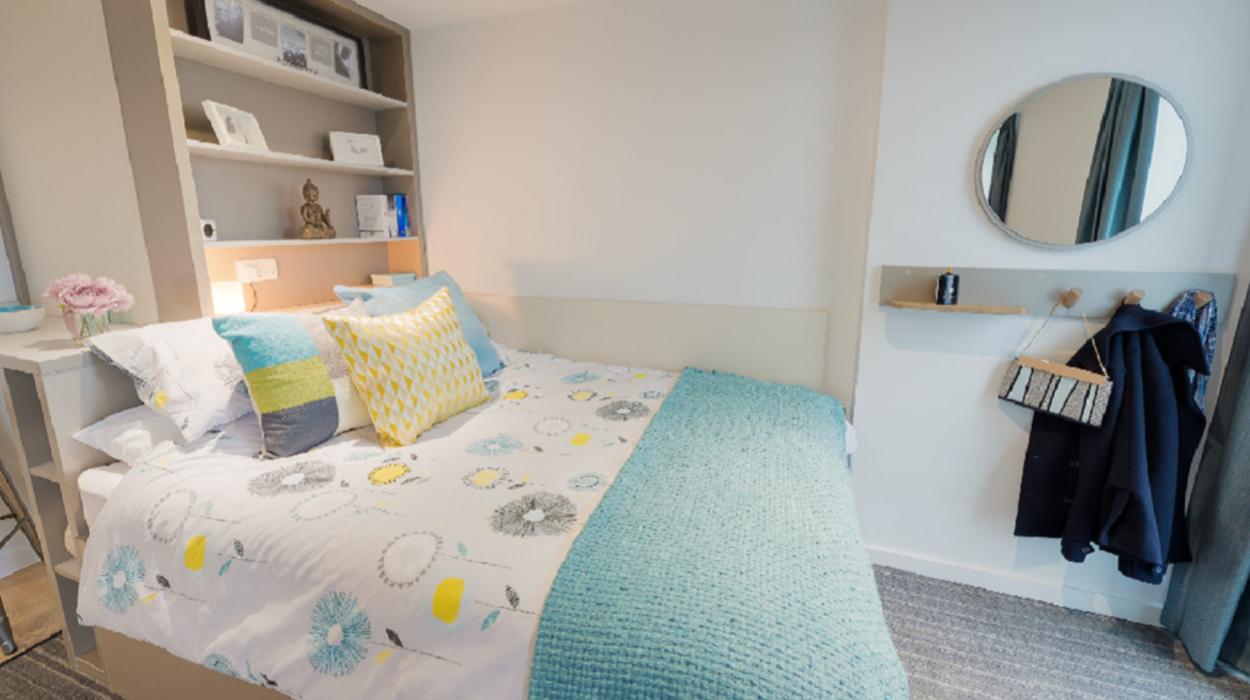 West Village Glasgow Student Housing • Reviews • Student.com