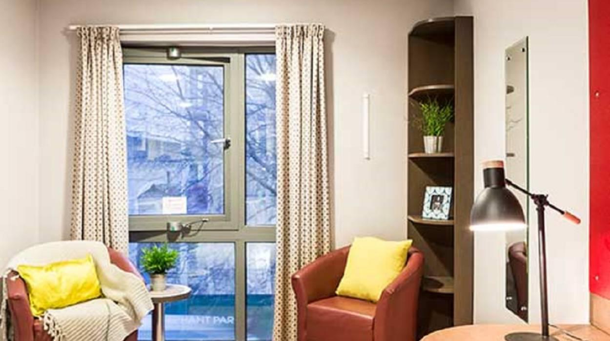 Alojamiento de estudiantes dashwood studios londres for Alojamiento para estudiantes