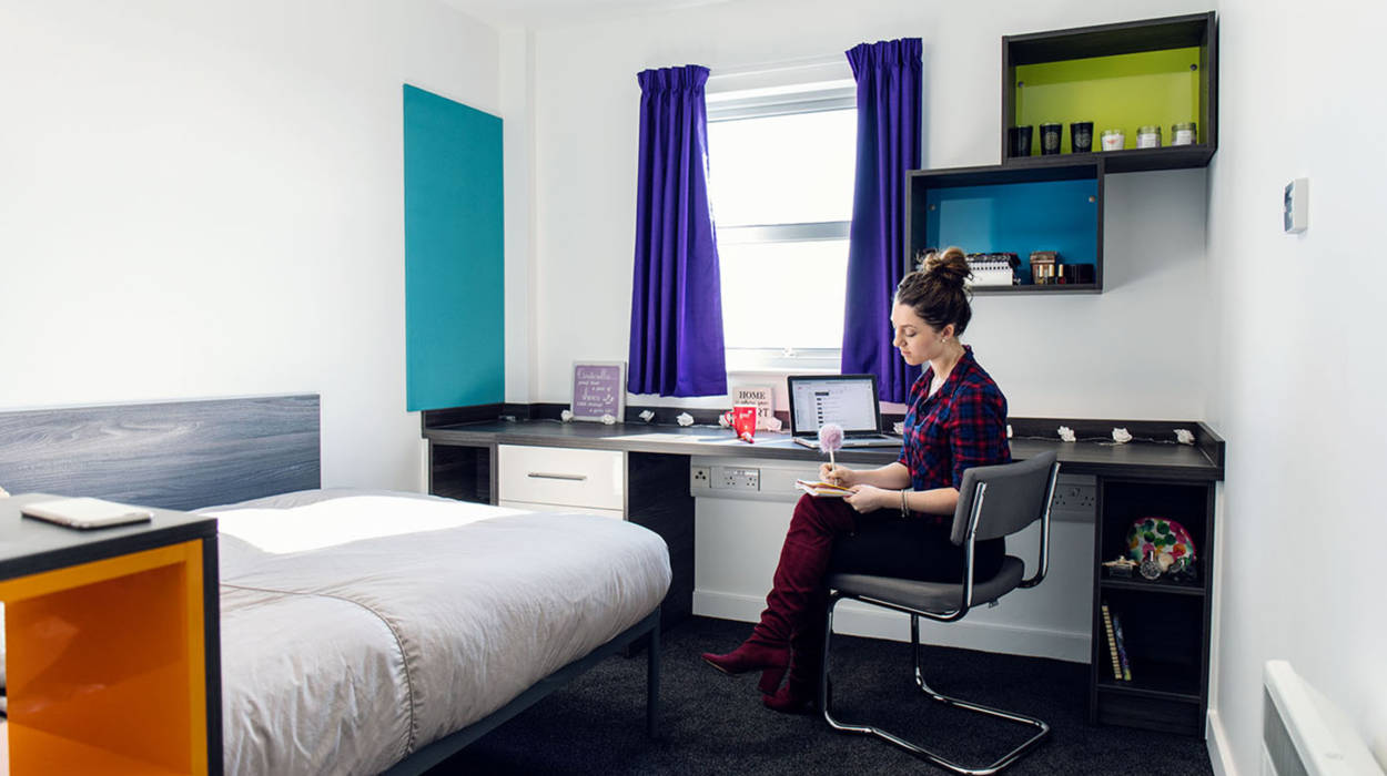 Alojamiento de estudiantes liberty point manchester for Alojamiento para estudiantes