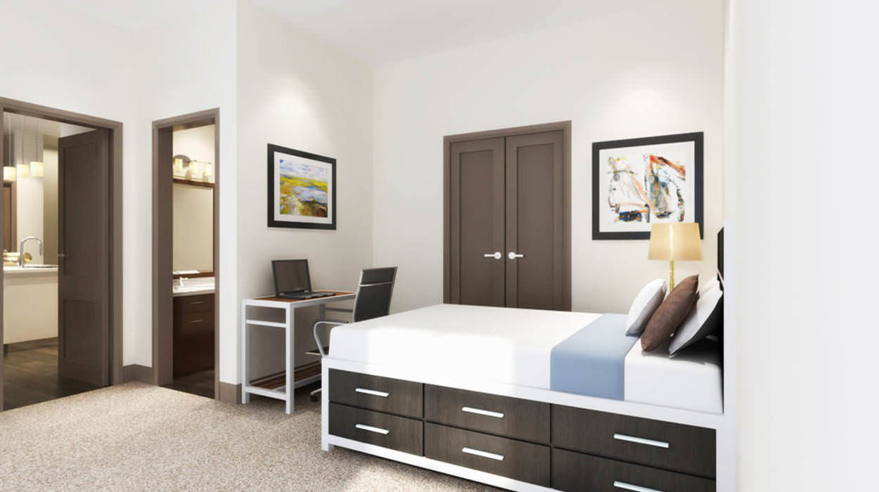 Aspen Springfield Student Housing  Studentcom - Bedroom furniture springfield mo