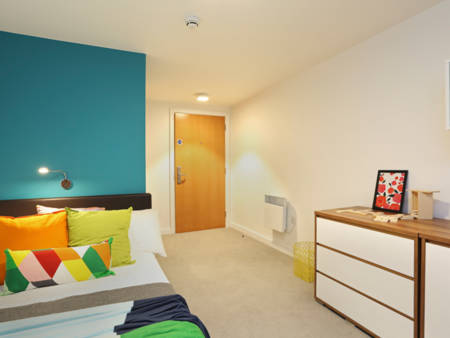 Student accommodation photo for Asquith House & Austin Hall in Woodhouse & Headingley, Leeds
