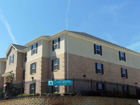 Campus Evolution Villages Greensboro Student Housing